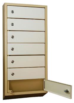 Купить многосекционные почтовые ящики в Москве и области