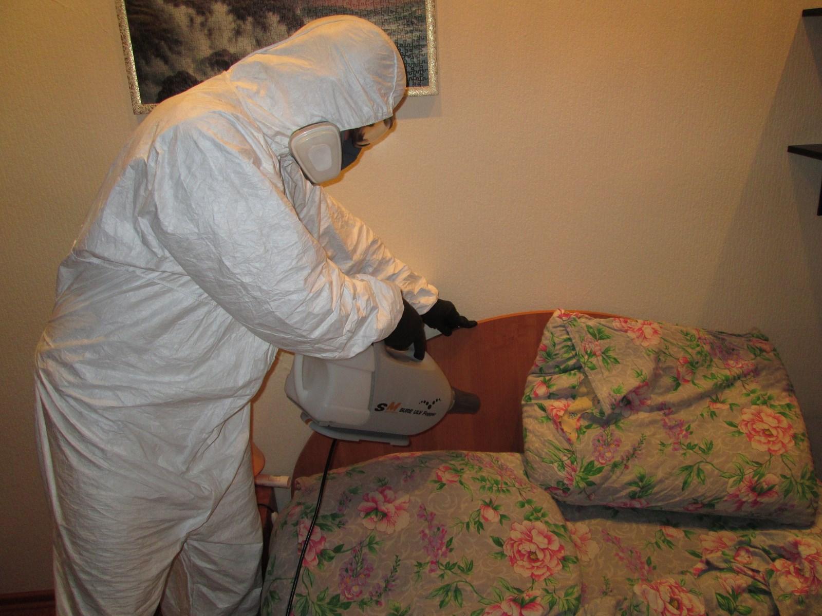 Дезинфекция чесотки в домашних условиях