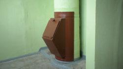 Клапан загрузочный мусороприемный в широком ассортименте в disinfection-eko.ru