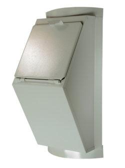 Клапан мусорный загрузочный – лучше всего купить в disinfection-eko.ru