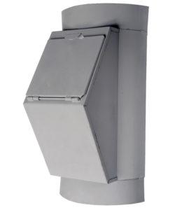 Клапан мусоропровода загрузочный купить недорого – в disinfection-eko.ru