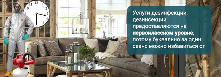 Услуги дезинфекции на disinfection-eko.ru